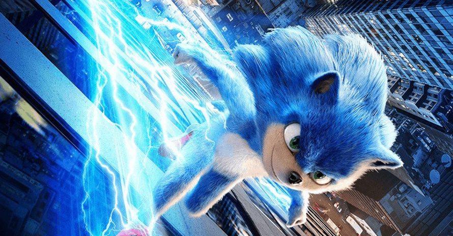 Fã recria trailer de Sonic: O Filme com visual mais próximo do game