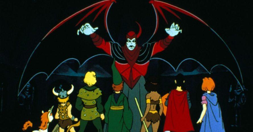 Caverna do Dragão: Vingador aparece em novas imagens do set