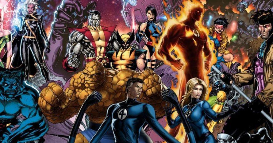 Fox quase fez filme com X-Men, Quarteto Fantástico e Deadpool