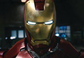 Um dos Caçadores de Mitos criou um traje do Homem de Ferro que voa