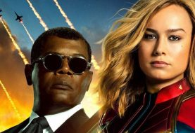 Longe de Casa revela rixa entre Nick Fury e Capitã Marvel?
