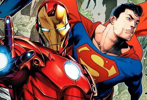 Superman existe no Universo da Marvel, revela Homem de Ferro