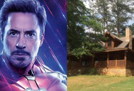 Sim, você pode alugar a casa de Tony Stark em Vingadores: Ultimato