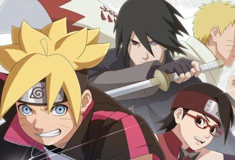 Boruto: Naruto pode ter iniciado uma revolta, liderada por Sarada