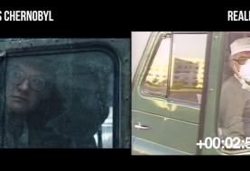 Vídeo: internauta compara imagens reais de Chernobyl com a série da HBO