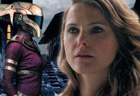 Keri Russell chorou ao ler roteiro de Star Wars: A Ascensão Skywalker