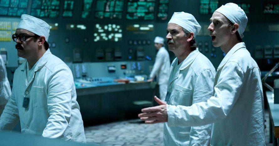 Russos estão produzindo uma versão nacional da série Chernobyl