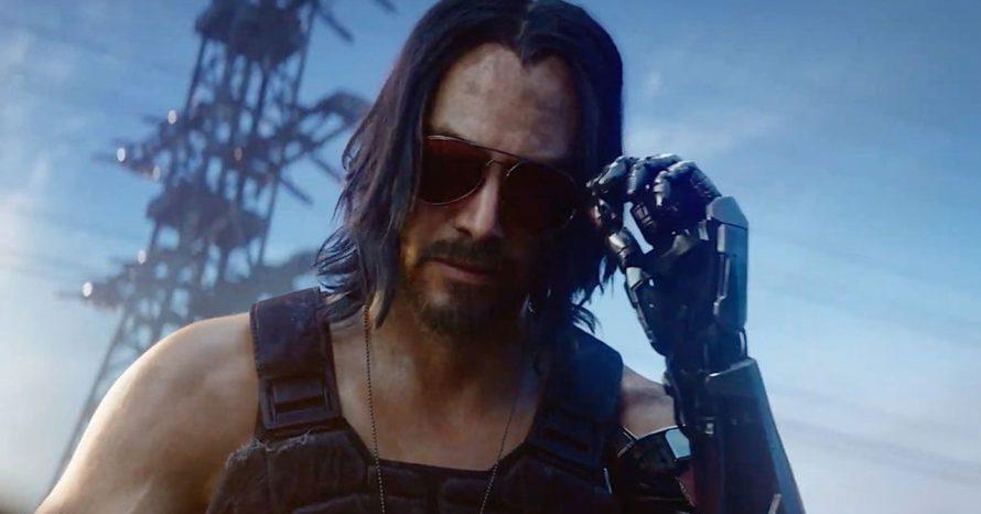 Keanu Reeves é flagrado comprando boneco de seu próprio personagem