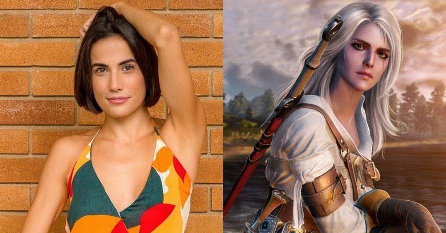 Dubladora de Ciri em The Witcher 3, Gabi Costa morre aos 33 anos