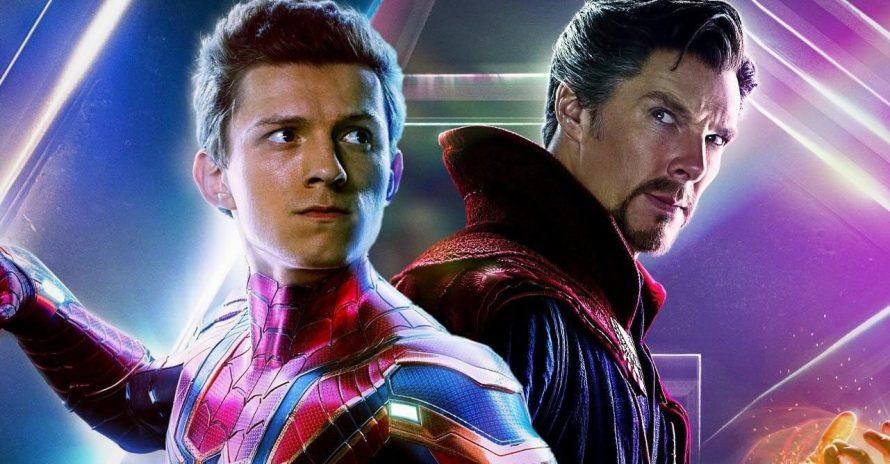 Tom Holland quer um filme com o Homem-Aranha e o Doutor Estranho