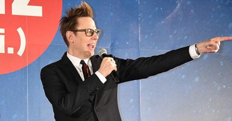 James Gunn vai supervisionar reboot do Universo Estendido da DC