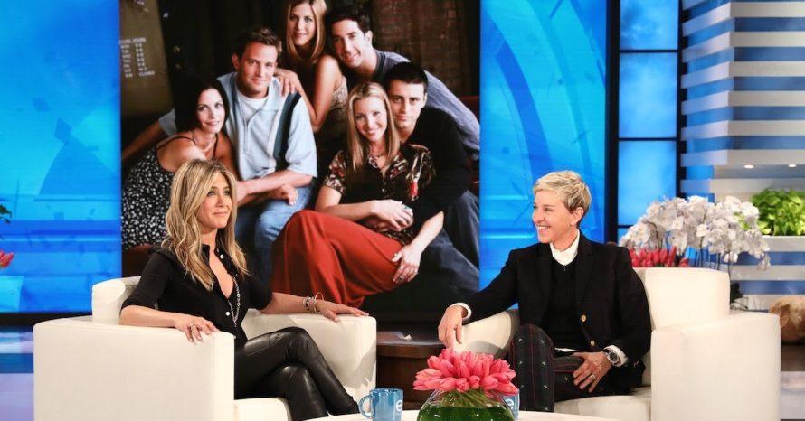 Jennifer Aniston toparia reunião de Friends e revela a opinião dos colegas de elenco