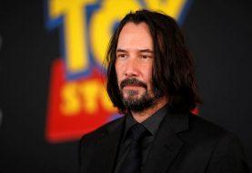 Keanu Reeves foi ao Japão e aprendeu jutsu de Naruto