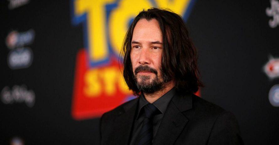 Kevin Feige confirma que a Marvel está negociando com Keanu Reeves