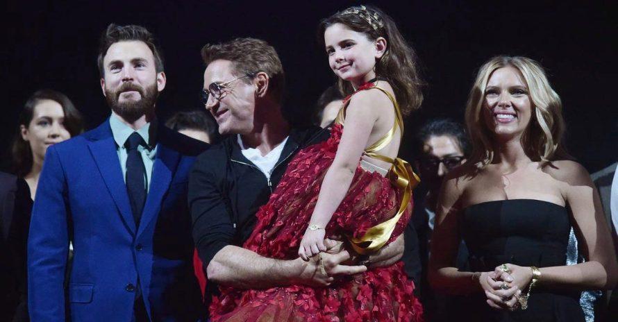 Atriz que viveu filha de Tony Stark em Vingadores: Ultimato sofre bullying