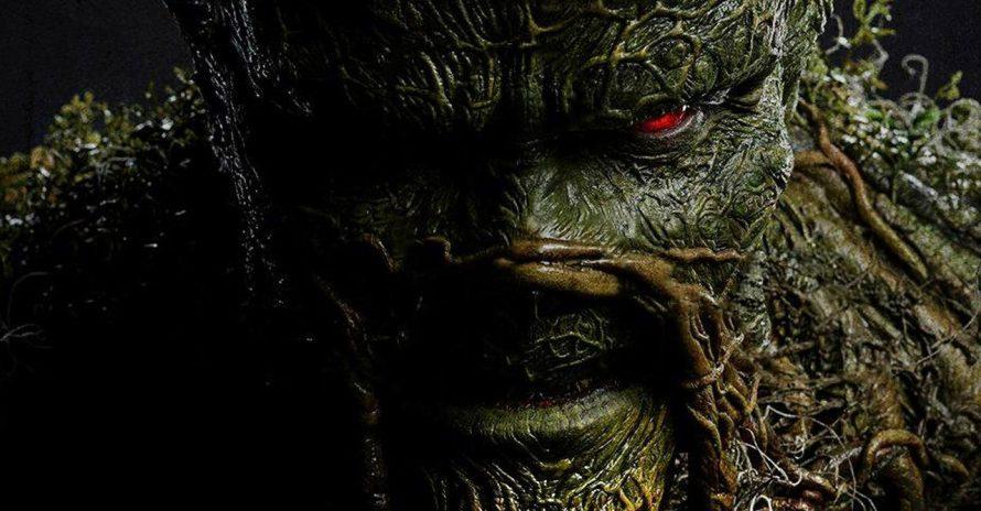 Monstro do Pântano: direitos de série cancelada são adquiridos pela CW