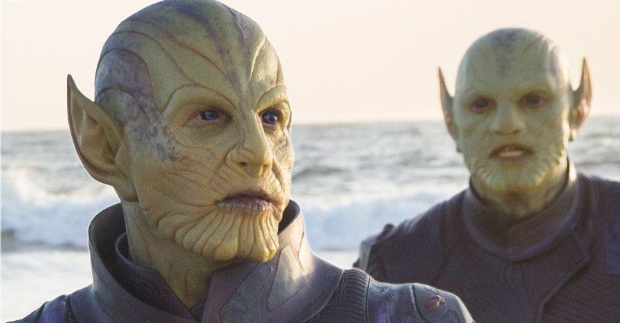 Roteirista diz que podem haver mais Skrulls disfarçados no Universo Marvel