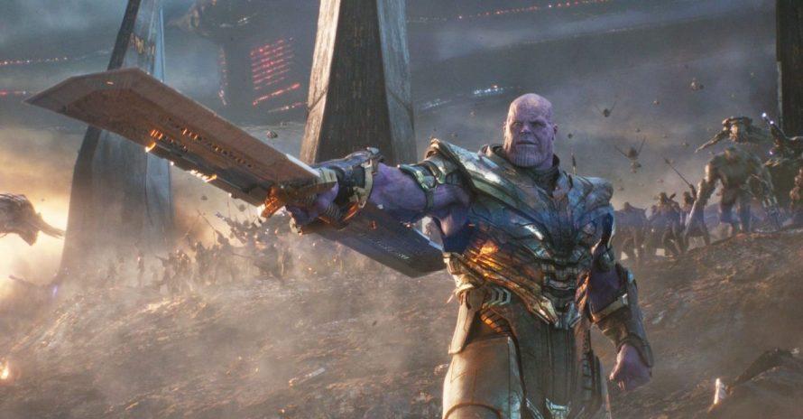 Espada de Thanos é mais forte que Vibranium, confirmam diretores