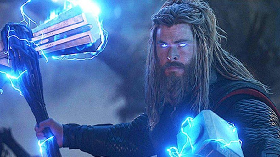 Chris Hemsworth sorteia ingressos de Thor 4 para ajudar famílias