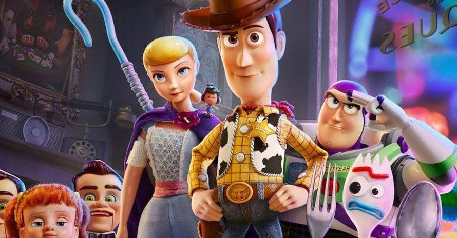 Ao infinito e além: Toy Story 4 tem primeiras reações divulgadas; veja
