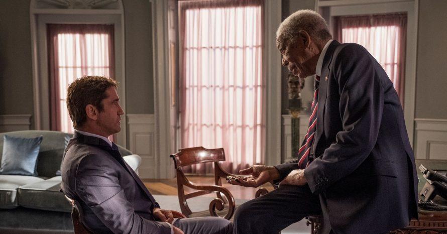 Invasão ao Serviço Secreto: trailer mostra presidente dos EUA em perigo