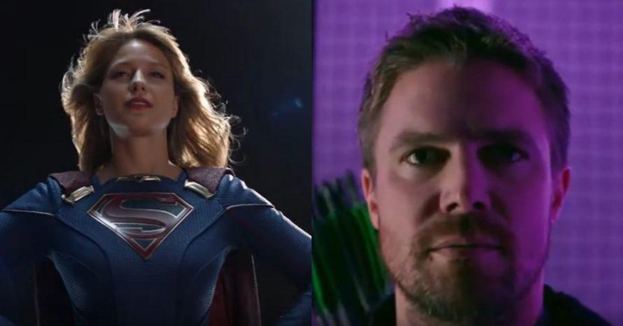 Arrowverso: confira trailers das próximas temporadas de Supergirl e Arrow