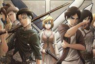 Attack on Titan: 10 diferenças entre o anime e o mangá