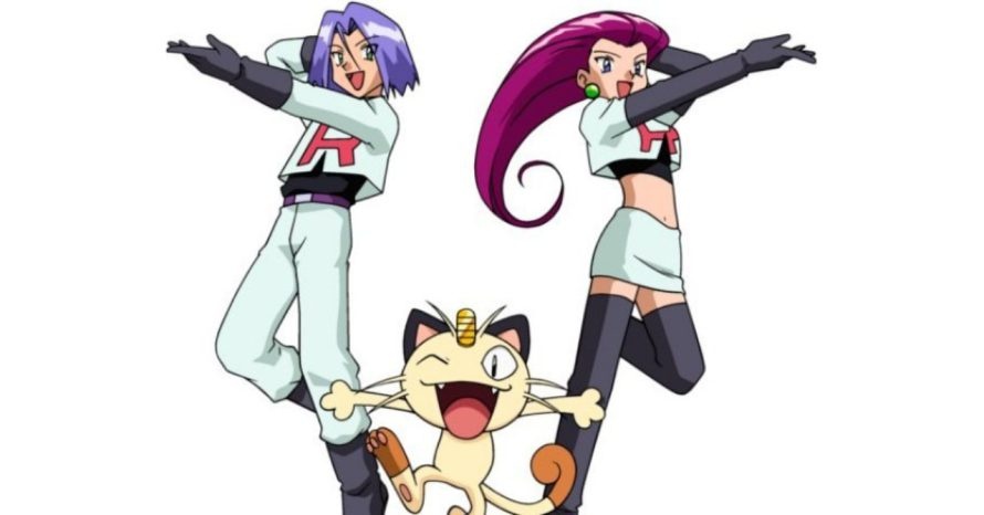Novo anime de Pokémon tem Equipe Rocket ainda mais perigosa