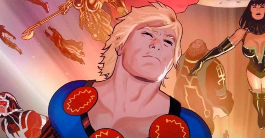 Eternos: a provável história e personagens do novo filme da Marvel
