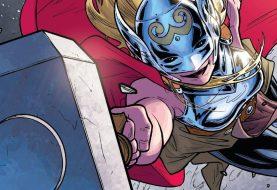 Livro de Guerra Infinita pode ter indicado volta de Jane Foster como Thor