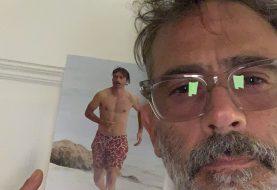 The Walking Dead: colocaram fotos de Rick no quarto de hotel de Jeffrey Dean Morgan