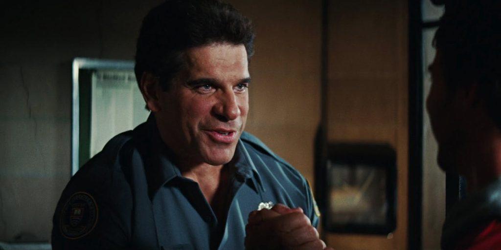 Lour Ferrigno no filme O Incrível Hulk