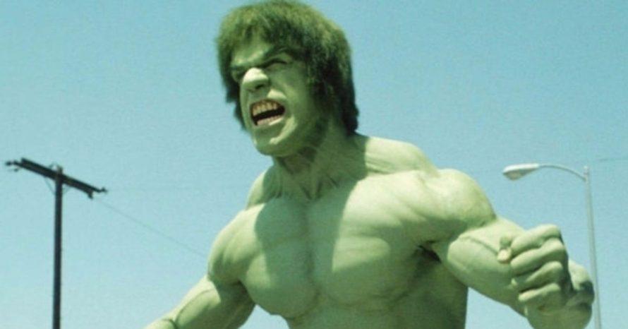 Como Lou Ferrigno se transformava no Hulk na série de TV dos anos 70