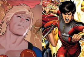 Marvel Studios confirma filmes dos Eternos e Shang-Chi
