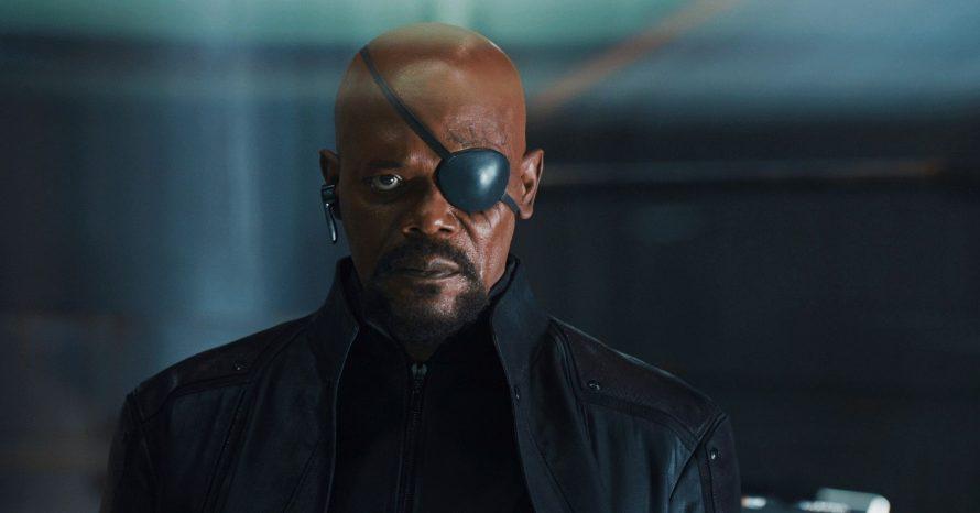 Nick Fury pode se tornar o Homem na Parede nos filmes da Marvel