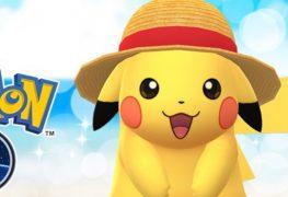Pokemon Go ganha alterações importantes e crossover com One Piece