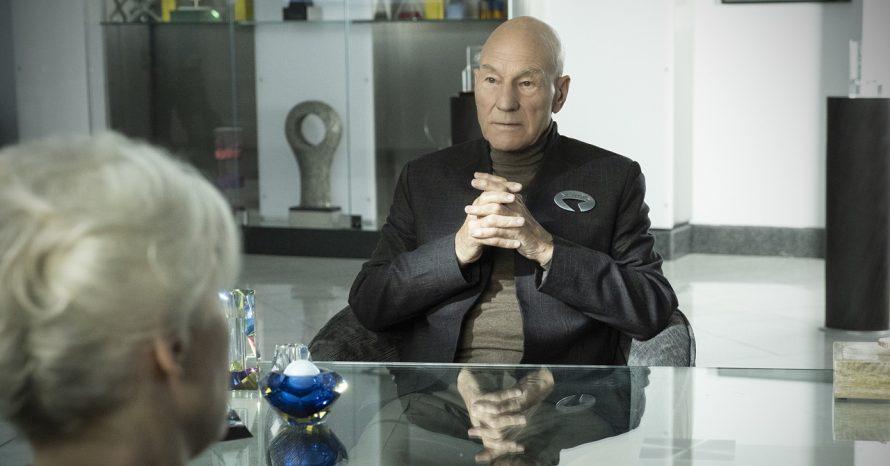 Star Trek: Picard ganha primeiro trailer oficial; assista