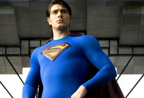 Superman de Brandon Routh impressionou elenco do Arrowverso