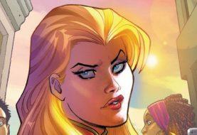 Capitã Marvel passa a ter uma espécie de 'Batcaverna' nas HQs
