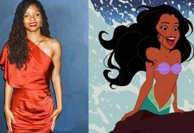 Halle Bailey será Ariel em filme live-action de A Pequena Sereia