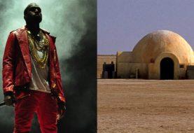 Kanye West está construindo casas inspiradas em Star Wars
