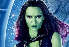 Gamora voltou em Ultimato para participar de Guardiões da Galáxia Vol. 3