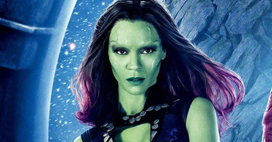 Atriz de Gamora quer que ela volte má em Guardiões da Galáxia Vol. 3