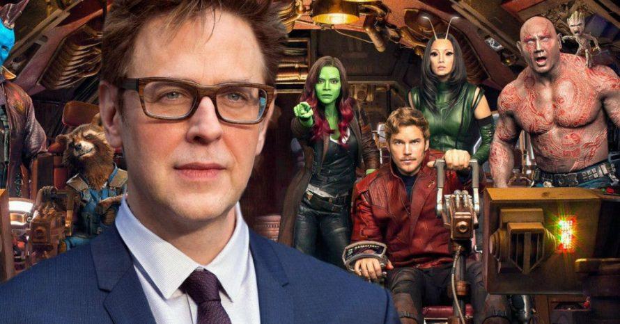 James Gunn deve voltar à DC após Guardiões da Galáxia Vol. 3