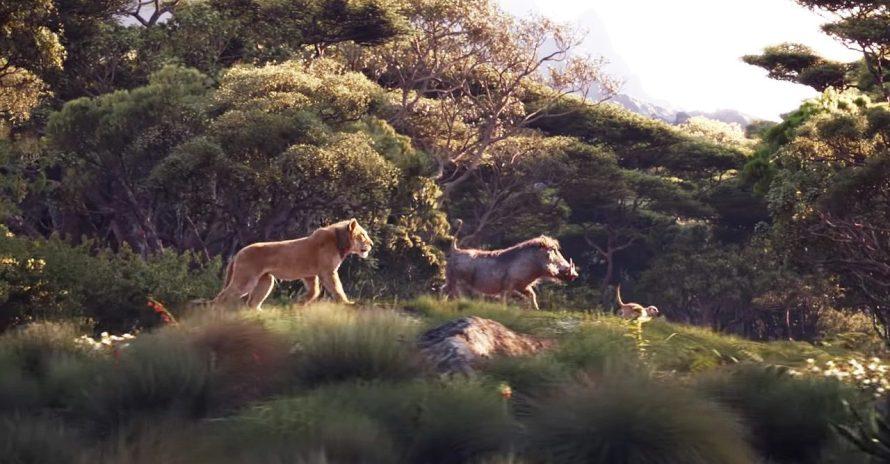 O Rei Leão: Simba, Timão e Pumba cantam 'Hakuna Matata' em vídeo