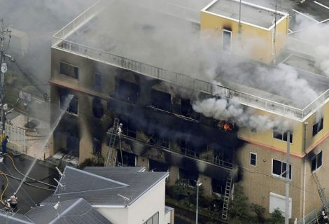 Responsável pelo incêndio no Kyoto Animation acusa estúdio de plágio
