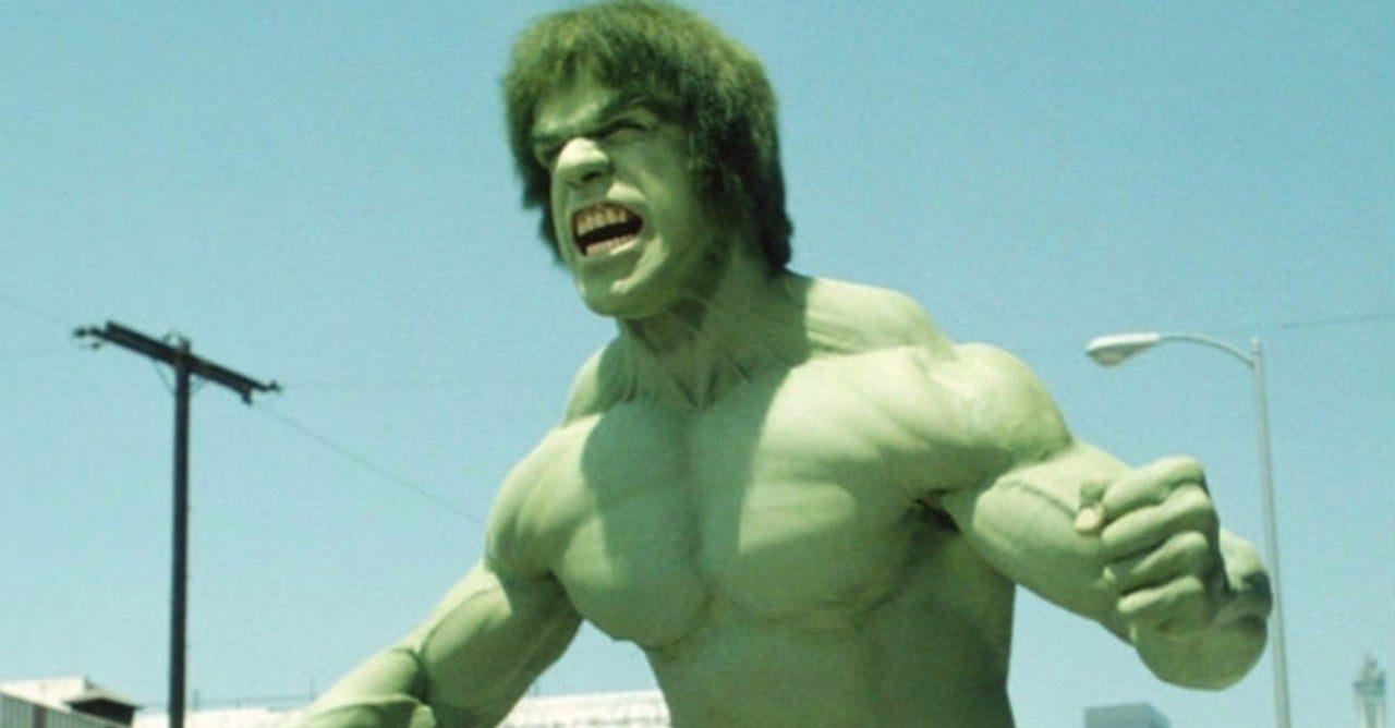 Ator do Hulk dos anos 70 não 'leva a sério' versão atual de Mark Ruffalo