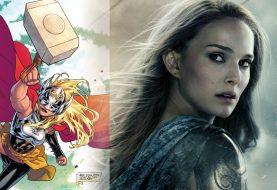 Por que Natalie Portman voltou para a Marvel? Kevin Feige explica