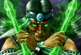Mortal Kombat 11: divulgada a primeira imagem de Nightwolf no game
