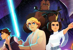 Star Wars: curtas animados trazem a saga de forma mais leve para crianças